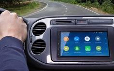 Volvo phát triển hệ thống thông tin giải trí trên Android
