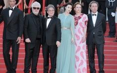 Dàn sao Hoa ngữ trên thảm đỏ Cannes lần thứ 70