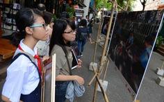 Hào hứng với triển lãm ảnh cuộc thi 'Dấu ấn thời gian'