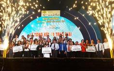 Mở rộng Giải thưởng Euréka cho sinh viên toàn quốc