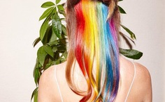 Bí quyết giữ màu siêu chuẩn cho mái tóc nhuộm rực rỡ
