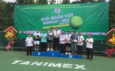 Điểm tin tối 20-5: Kết thúc Giải quần vợt tranh Cúp Bidrico