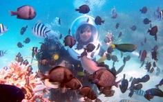 Trải nghiệm đi bộ dưới đáy biển