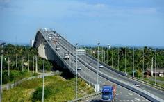 Giữ nguyên tốc độ khai thác trên cầu Long Thành