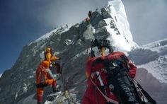 Đỉnh Everest mất đi một chặng thử thách