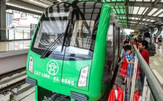 Ga đường sắt Cát Linh - Hà Đông có thang máy, thang cuốn