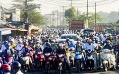Việt Nam xuất hiện trong chùm ảnh 'nghẹt thở' tàu xe