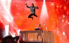 Drake đại thắng tại Billboard Music Awards 2017