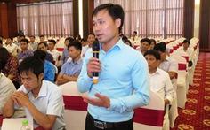 Hội nghị đánh giá kết quả thực hiện dự án 600 phó chủ tịch xã