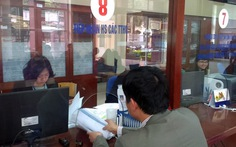 Hà Nội đo mức độ hài lòng của dân với cơ quan Nhà nước
