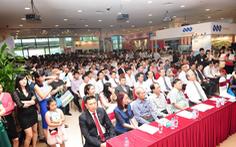 Vietreal Expo 2017 diễn ra từ 2-6 đến 4-6-2017