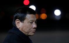 Ông Trump khen chiến dịch chống ma túy của ông Duterte