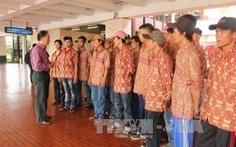 Ngư dân Việt Nam tố cảnh sát biển Indonesia cố tình lập biên bản sai