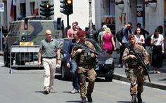 Ông Trump đến châu Âu, an ninh như thời chiến