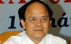 Ban bí thư: Kỷ luật nguyên Bí thư tỉnh ủy Bình Định