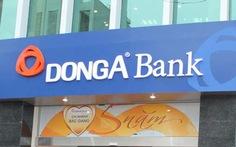 Ngân hàng Đông Á tạm ứng 40 triệu đồng bị mất cho chủ thẻ