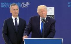 Ông Trump đã làm được gì ở hội nghị NATO?