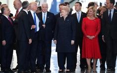 Giải mã ngôn ngữ cơ thể của ông Trump tại NATO và G7