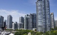 """Thị trường nhà đất Canada trước nguy cơ """"báo động đỏ"""""""
