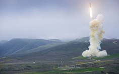 Mỹ sắp thử đánh chặn tên lửa đạn đạo xuyên lục địa