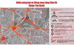 Vay 233,3 triệu USD làm metro Lăng Cha Cả - Tân Sơn Nhất