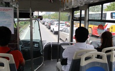 Đừng 'đẽo cày giữa đường' với xe buýt nhanh?