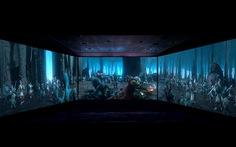 Phiêu lưu với Cướp biển Caribe bằng màn hình 270 độ ScreenX