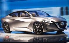 Nissan sẽ ra mắt xe điệnVmotion 3.0