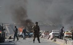 Nổ bom gần sứ quán Đức ở Kabul, 80 người thiệt mạng