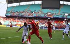 7 cầu thủ U-20 được gọi vào đội tuyển VN