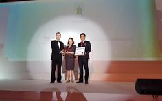 Doanh nghiệp VN nhận giải thưởng uy tín khu vực châu Á