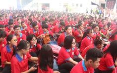 40.000 chiến sĩ Hoa phượng đỏ bắt đầu hành động vì cộng đồng