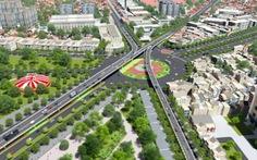 Hợp long nhánh cầu vượt 504 tỉ Hoàng Minh Giám - Nguyễn Thái Sơn