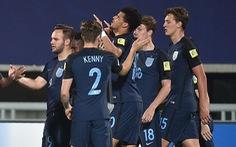 Hạ Mexico, Anh gặp Ý ở bán kết U-20 World Cup 2017