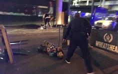 Đã nhận diện ba kẻ khủng bố ở London