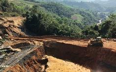Vì sao chưa công bố kết quả mẫu vụ vỡ đập bùn thải?