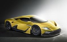 Aston Martin tung siêu xe cạnh tranh với Ferrari 488