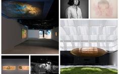 Trưng bày tác phẩm của Yoko Ono ở triển lãm Tỏa