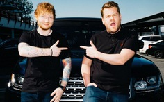 Nghe Ed Sheeran hát một loạt hit trong clip Carpool mới nhất