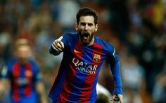 Messi muốn treo giày tại Barcelona