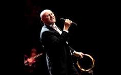 Phil Collins hoãn show ở London vì nhập viện