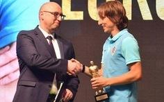 Điểm tin tối 10-6: Modric được tôn vinh ở quê nhà