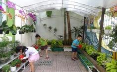 Tăng cường giáo dục về môi trường trong trường học