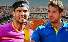 """Wawrinka thách thức giấc mơ """"decima"""" của Nadal"""
