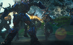 Trailer mãn nhãn cuối trước khiTransformers: The Last Knight ra rạp