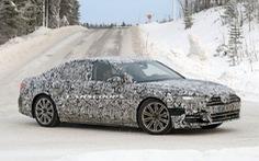 Audi A8 2018 trang bị động cơ hybrid nhẹ
