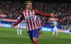 Điểm tin sáng 13-6: Griezmann gia hạn hợp đồng với Atletico Madrid