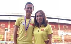 Vượt mặt nhà vô địch SEA Games 28, Tú Chinh giành HCV 200m tại Thái Lan