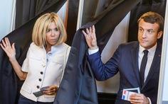 Không có cuộc bách bộ cho ông Macron