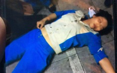 Người đánh công nhân vệ sinh bất tỉnh ra công an trình diện